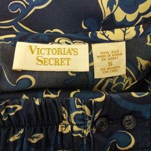 Victorias Secret Intimates & Sleepwear - Victorias Secret 100% Silk PJ Set